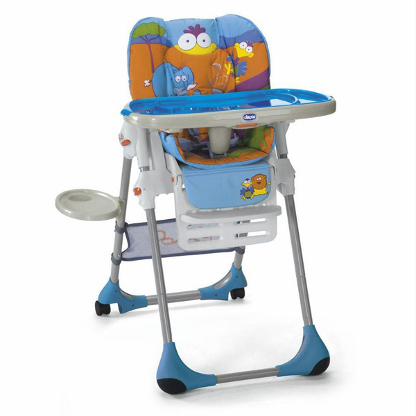 Highchair U2013 Chicco Polly Double Phase